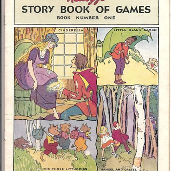 Kellogg Cereal Story Book Games - Books
