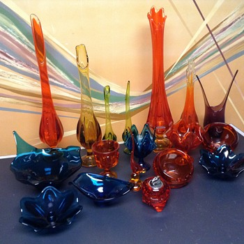 And then there is Viking glass - Art Glass