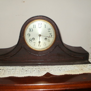 Old Clock- handmade ?