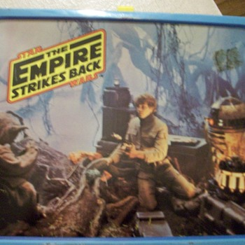 Vintage 1980 Lucasfilm Limited Edition Star Wars Lunchbox - Kitchen