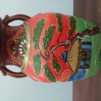 japanese vase 2