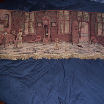 tapestry from gramma - Rugs and Textiles