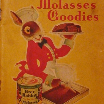 """Old-Fashioned Malasses Goodies"" By Ruth Washburn Jordan February 1934"