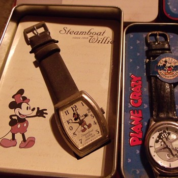 Mickey Mouse 101 - Wristwatches