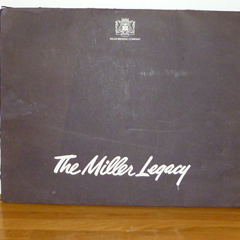 The Miller Legacy - Breweriana