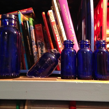 Bromo-Seltzer Bottles Collection