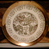 22k Gold: Crest-O-Gold Plate