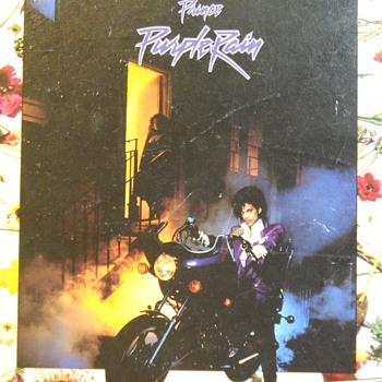"R.I.P, Prince, Purple Rain, CED""Capacitance Electronic Disk""circa 1984"