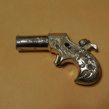 Metal Toy Derringer Cap Gun - Toys
