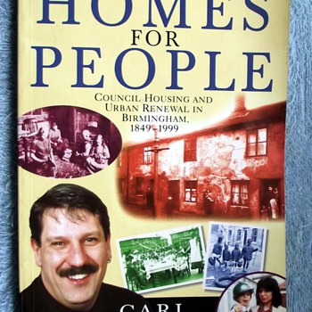 1849-1999-birmingham-150 years of council housing. - Books