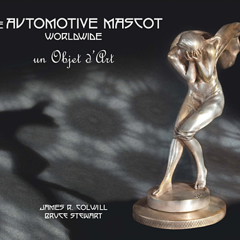 The Automotive Mascot Worldwide and  Encore, Mascot Books - Art Deco