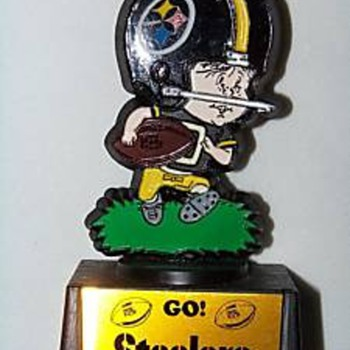 Pittsburgh Steelers Lil Pro Trophy