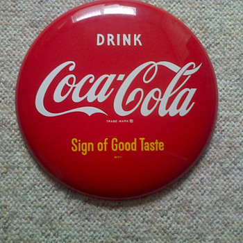 How old is this one? - Coca-Cola