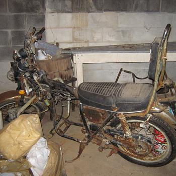 1974 honda cb360 - Motorcycles