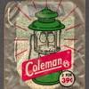 1950's - Coleman Lantern Mantle