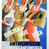 Belgian Art Deco Exhibition Poster