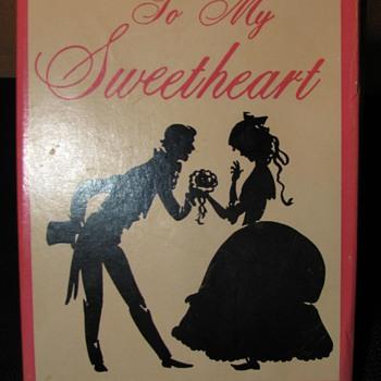 Fishlove and Company - Beating Heart Valentine Novelty