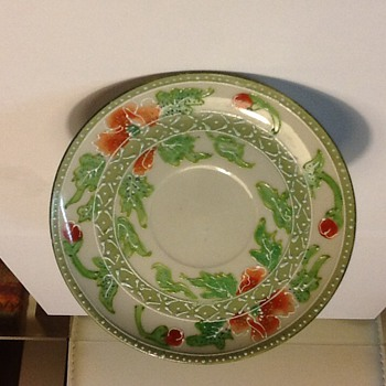 Tea cup and saucer  - China and Dinnerware