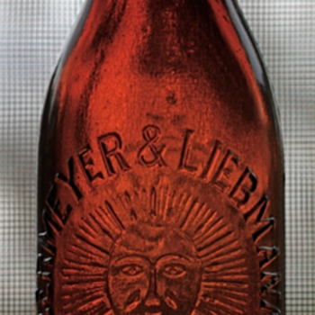 ~~~1890's New York Beer Bottle~~~~