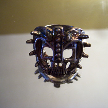 tribal ring?