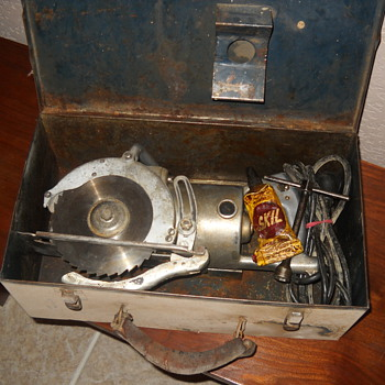 vintage skilsaw - Tools and Hardware