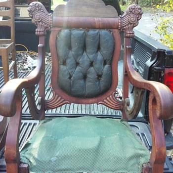 Platform Rocker - Furniture