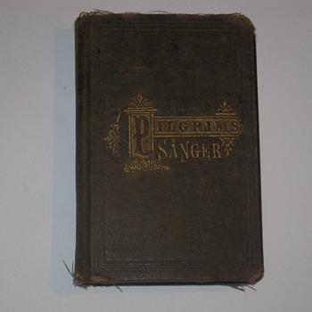 1878 Pilgrims Sanger