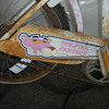Pink Panther bicycle