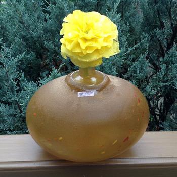 Bertil Vallien vase - Art Glass