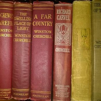 American Winston - Books