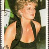 "1997 - St. Thomas & Prince Islds. ""Princess Diana"" Postage Stamps"
