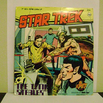 Star Trek Record - Records