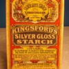 Kingsfords Silver Gloss Starch Box