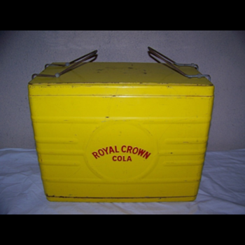 Royal Crown Atlas 18 Cooler - Advertising
