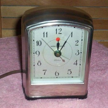 "Telechron Model AB712 ""Alarm-Lite"" - Clocks"