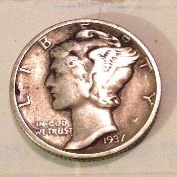 Old American coin. - US Coins