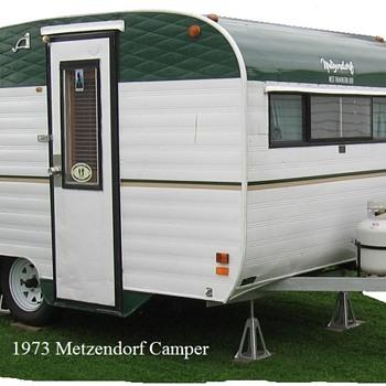 1973 Metzendorf 12' Camper
