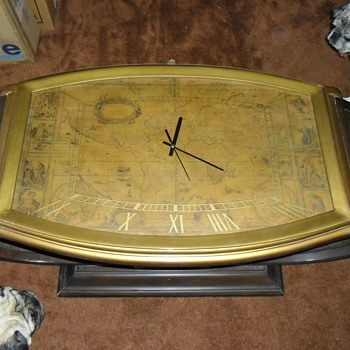 Wrist Watch Coffee Table - Furniture