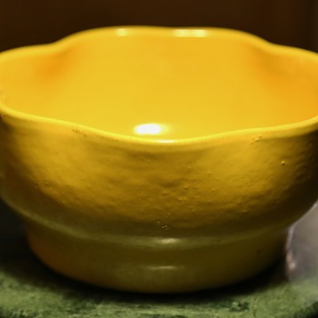 Garden City Fruit Bowl? - Pottery