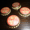 Early Coca-Cola Bottle Caps