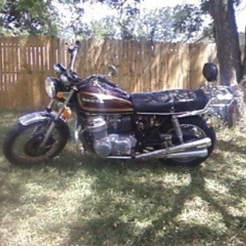 1977 Honda cb750 four k