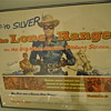 The Lone Ranger Movie Poster From 1956 Hi-Yo Silver!