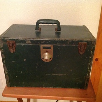 Cool Vintage cooler - Outdoor Sports