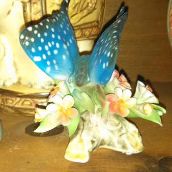Capodimonte Butterfly