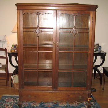 Antique Hutch - Furniture