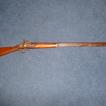 1864 Amoskeag Civil War Rifle