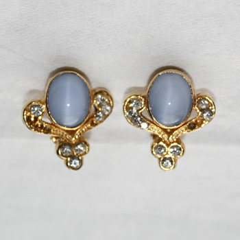 Emilio Pucci earrings - Costume Jewelry