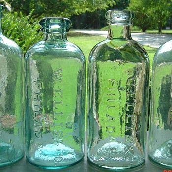 Charles Ellis & Co Philada. - Bottles