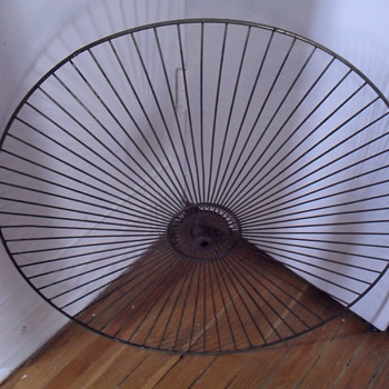 Old bike rim? - Sporting Goods