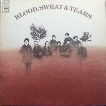 """Blood, Sweat & Tears"" Record Album - Records"